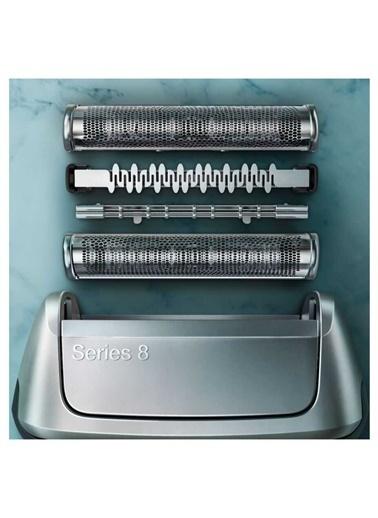 Braun Series 8 8385Cc Islak Ve Kuru Tıraş Makinesi Renkli
